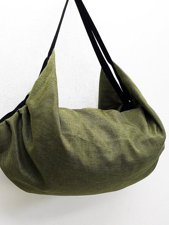 1c1766ee8a Cotton Bag Backpack Hippie bag Hobo Boho bag Shoulder bag Tote