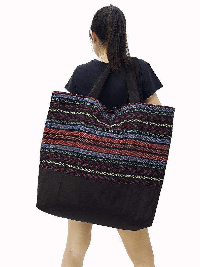 TWB31 Woven Bag Cotton Purse Tote Bag Women Bag Hippie Bag Hobo Bag Boho Bag Shoulder Bag Market Bag Shopping Bag Handbags Everyday Bags