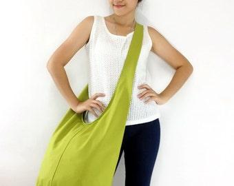 Handbags Canvas Bag Cotton bag Shoulder bag Sling bag Hobo bag Boho bag Messenger bag Tote bag Crossbody bag Purse Apple Green