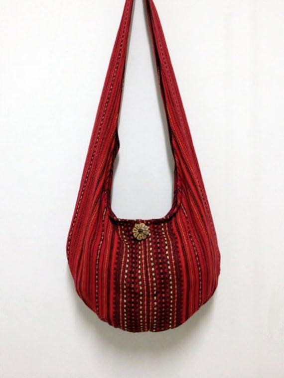 Handmade Cotton Mandala Bag Drawstring Backpack Hobo Bag Hippie Bag Boho Bag Gypsy Bag Mandala Bag Picnic Bag