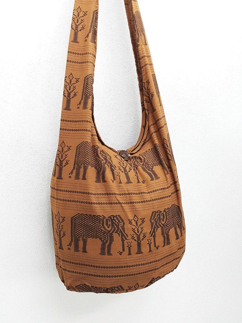 d83dd00db1c0 Women bag Handbags Cotton bag Elephant bag Hippie Hobo bag