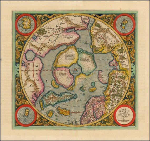 Old world maps, Ancient, Map poster, Map of the world, Atlas, Prints, World  map print, Old maps, World globe, Ancient map, 261