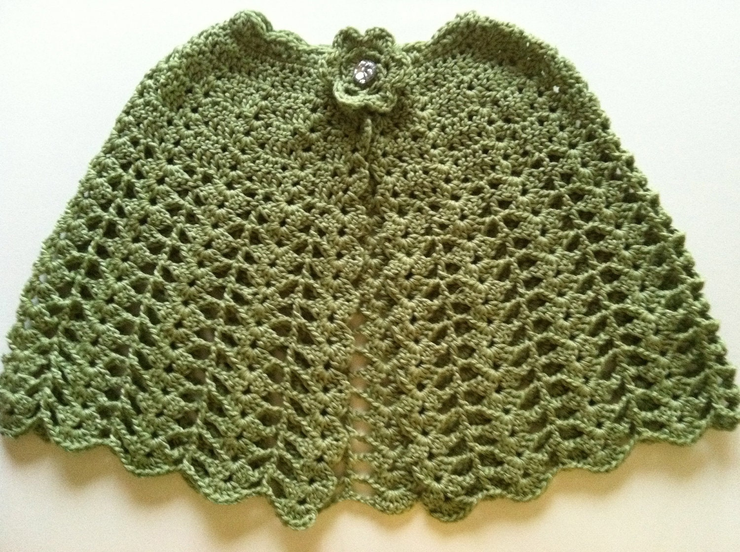 Crochet Pattern For Cape Poncho Shawl Lacy Cape Pdf 12 040 Etsy