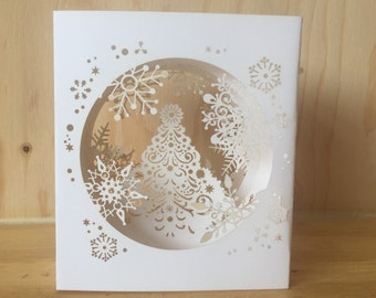 3d greeting card etsy christmas pop up card snowflake 3d pop up greetings card christmas pop up card white christmas pop up card seasons pop up greeting card m4hsunfo