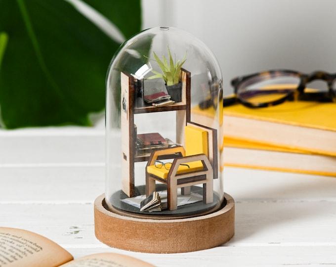 DIY library craft kit - no tools