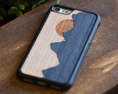 iPhone 7 / 8 / XR Wood Phone Case, Phone Case Made From Wood, Handmade Wood Phone Case Cover