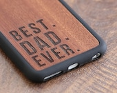 Best Dad Ever Phone Case, Fathers Day Gift iPhone 6s Plus Case - SHK-R-I6P-BESTDAD