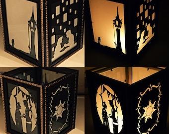 tangled lantern etsy