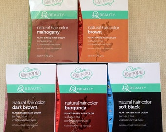 All Natural Plant Based Hair Color 75 gm