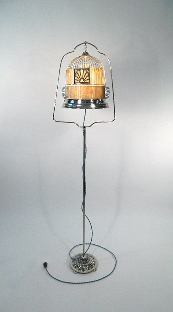 Floor Lamps Standing Lamps Stand Lamp Upcycled Lamps Etsy