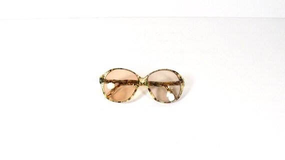 70s Vintage Maurice St-Michel Eyeglass Frames Tort