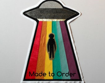 Made to Order Take Me With You Patch