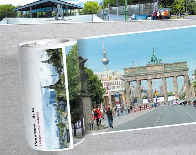 Wall Wallpaper Braid Berlin