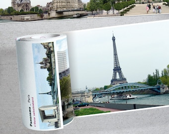 Panorama-Lace Paris self-adhesive