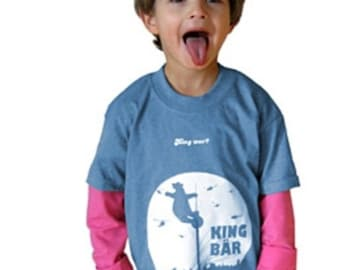 KingBär Berlin Shirts for Boys and Girls