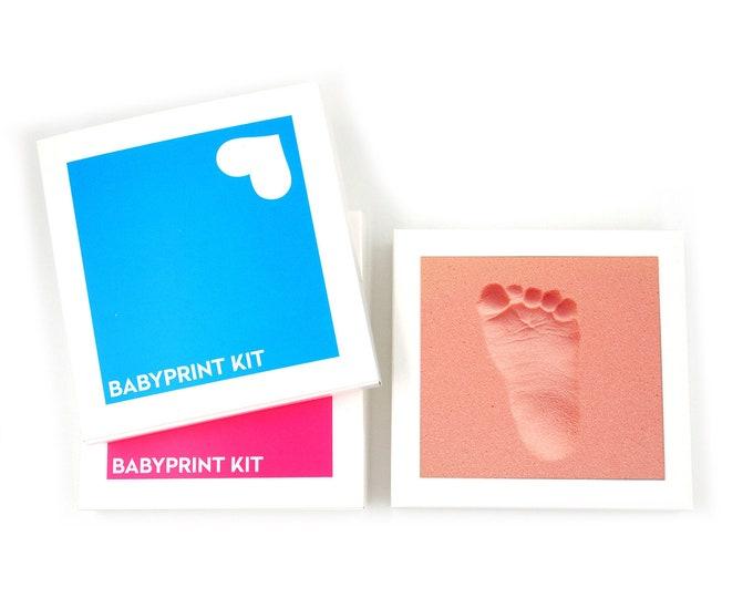 BABYPRINT Imprint Set 2 pcs. made of kicking foam