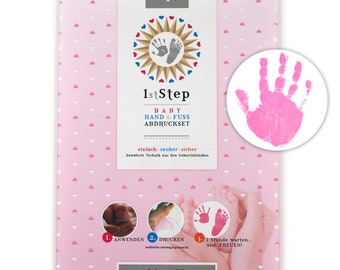 Magic Baby Printset · Pink
