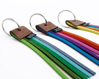 True colour key ring