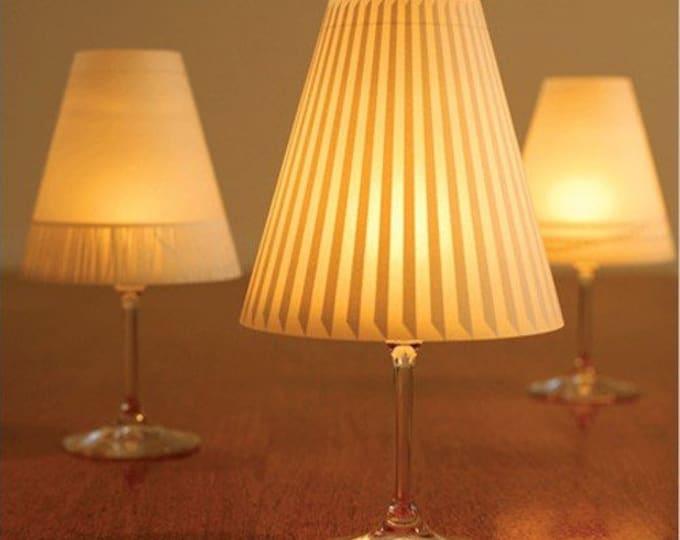 Gorgeous Helen · 3 Enchanting Lampshades