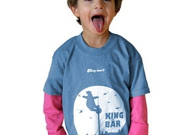 KingBär Berlin Shirts for Boys and Girls