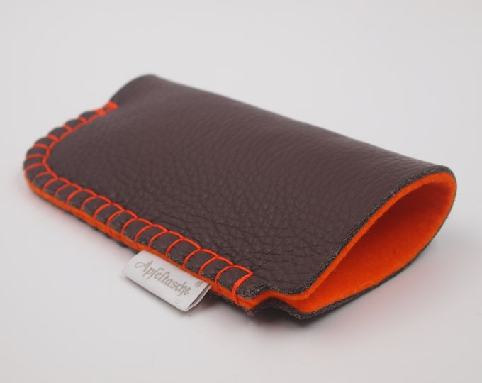 Leather mobile phone bag apple bag for iphone 7 & 6