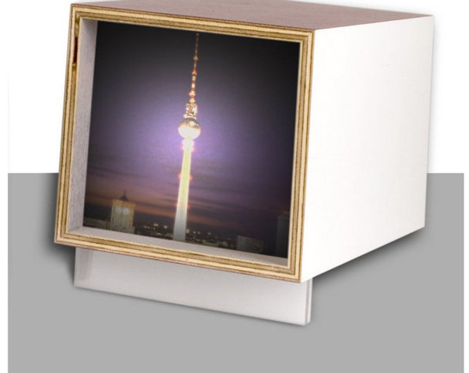 Light box MINIKOMAT - creative light box for photos