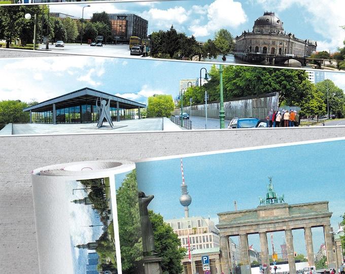 Wall trims BERLIN