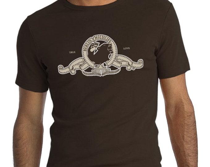 Berlin Wildlife-Round neck T-shirt (unisex)