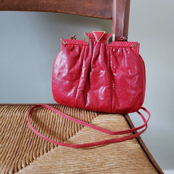 Sharif Leather Crossbody Bag