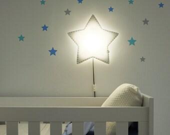 """Children wall lamp. """"SOFTLIGHT-ESTRELLA"""""""