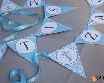 Religious Theme Banner - Any Color