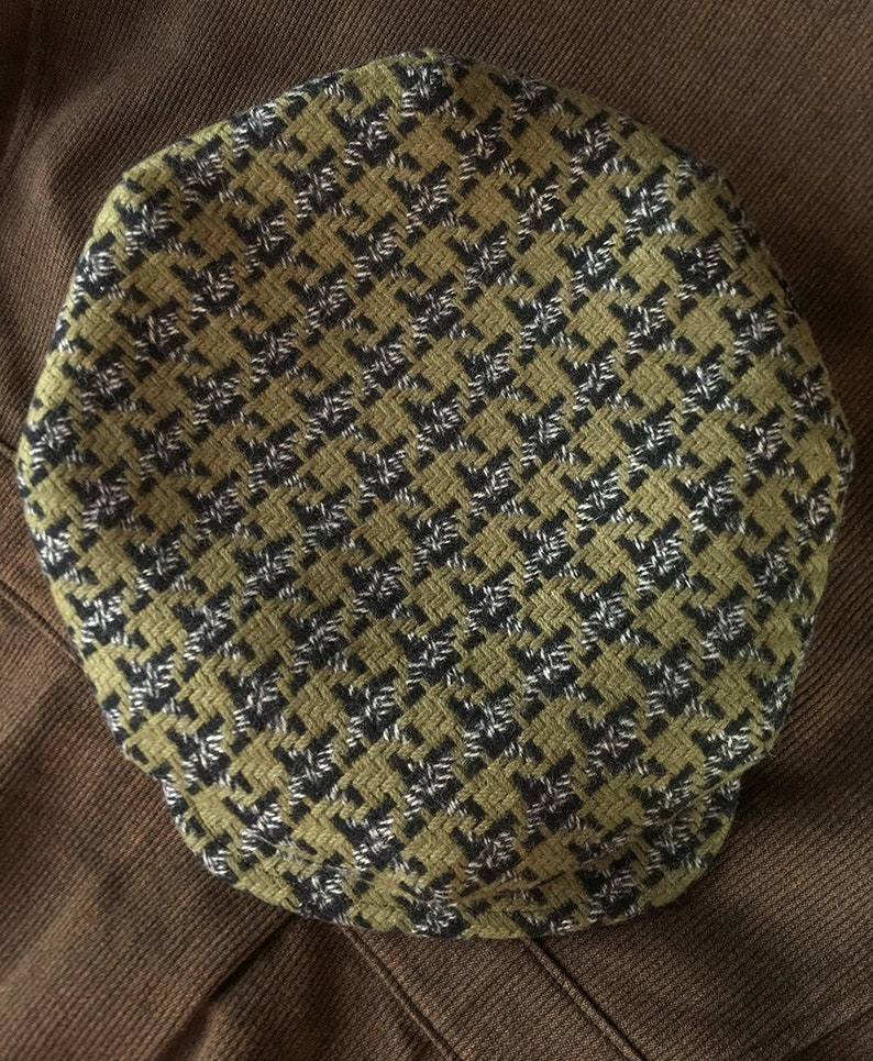 L'ARONDE The Dove  1920s-Pattern French Style Casquette image 0