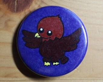 Ravenclaw Baby Eagle - Pinback Button
