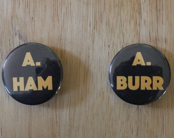 A.Ham & A.Burr - Buttons OR Magnets
