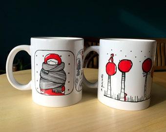 Mugs Little Red