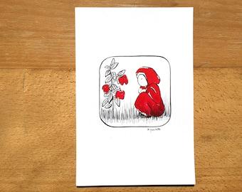"Little Red ""Garden"""