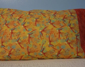 Bird of Paradise/Pillowcase