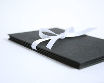 Black photo album Accordion book with black pages  Guestbook Small zigzag photo album Memory keeper album Sketchbook Concertina wholesale