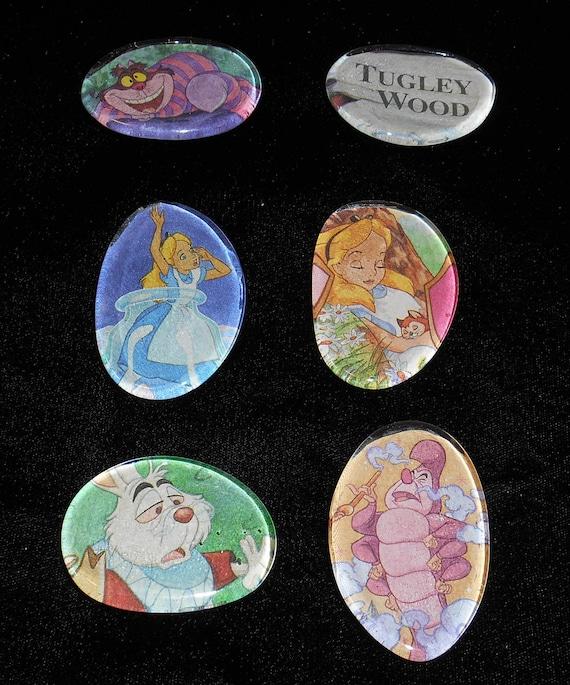 Fairytale set of Magnets