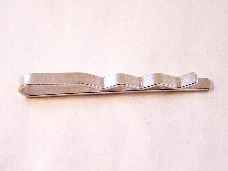 50mm Recycled Sterling Tie Slide