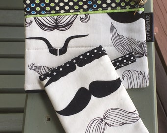 Sunglass and pouch set
