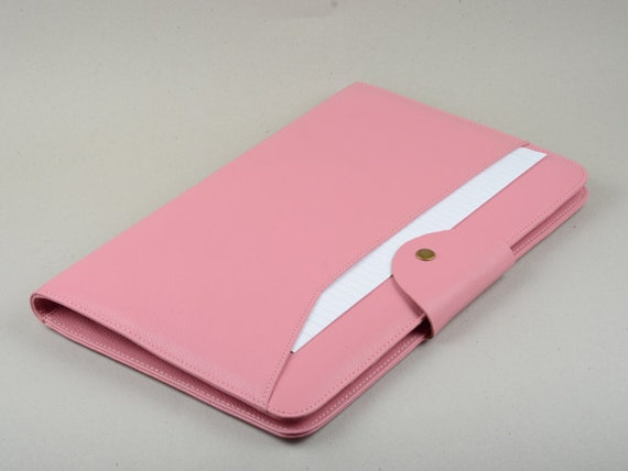 Lady Pink Leather Apple Macbook Air Sleeve Carrying Cover and  a5e2650e9c