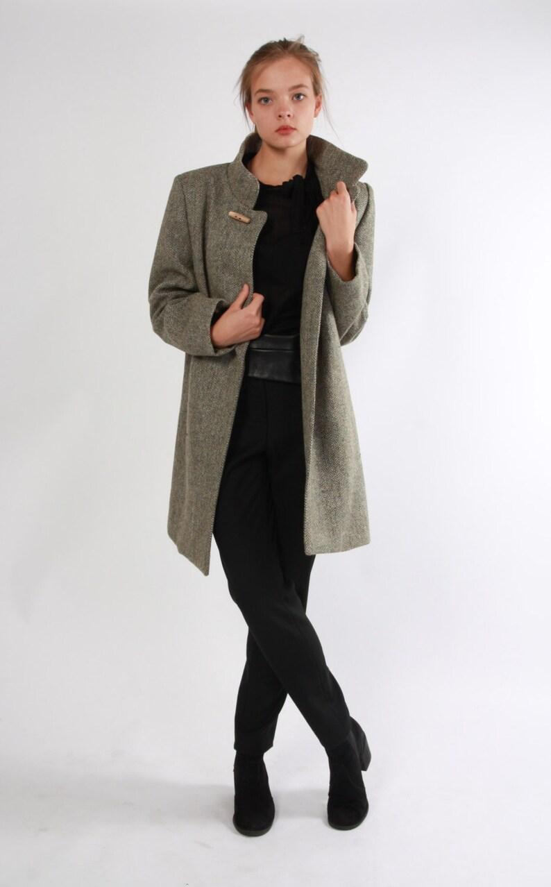 SALE Harris Tweed coat image 0