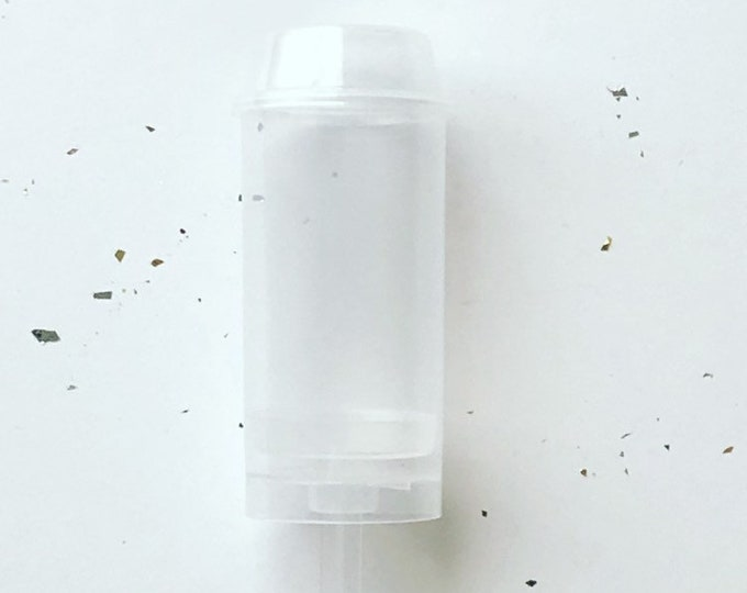 Push up Containers for DIY Confetti Poppers / Push Pop Containers