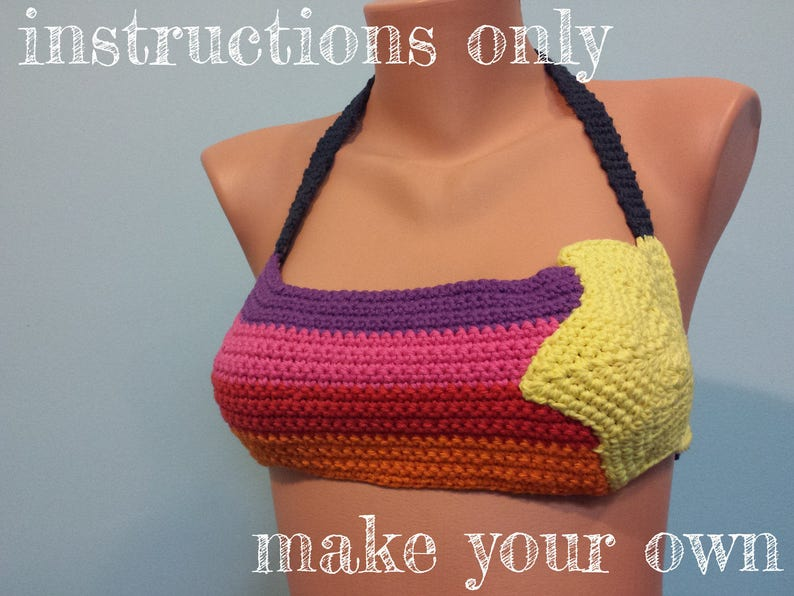 INSTRUCTIONS ONLY  Crochet your own Shooting Star Cotton image 0
