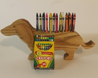 Kids Crayon Holder Name Crayon Holder Handmade Personalized Crayon Rolls for Kids includes Crayons Monogrammed Kids Crayon Holder Gift