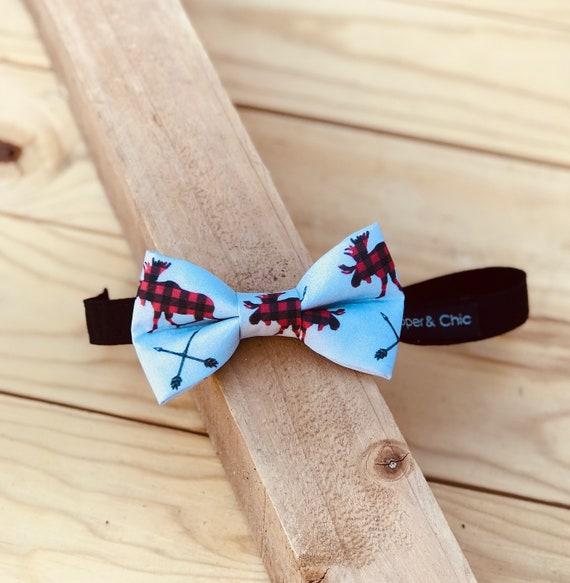 Moose Bow Tie