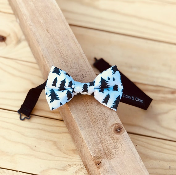 Mod Tree Bow Tie