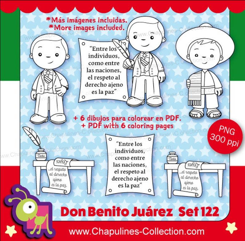 60 Rabatt Benito Juárez Clipart Schwarz Und Weiß Mexiko Präsident Geschichte Von Mexiko Set 122