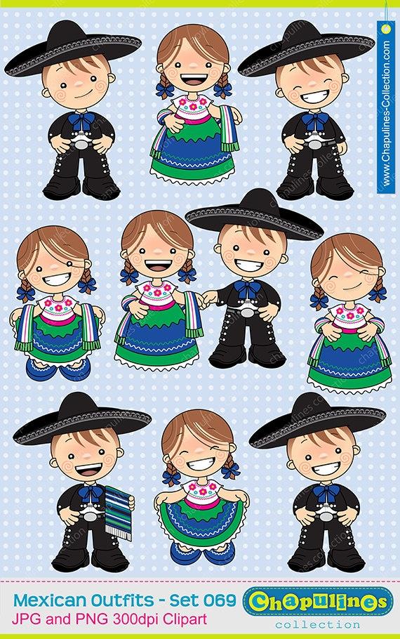 60 Desc Trajes Mexicanos Niños China Poblana Y Charro Independencia De México Revolución Mexicana 5 De Mayo 069